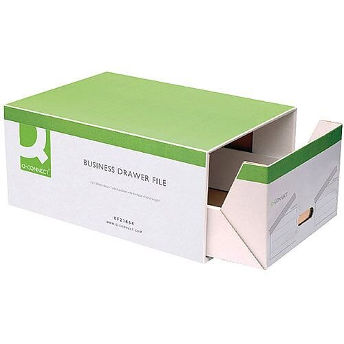 Q-Connect Business Drawer File 445x643x286mm 5 Pack