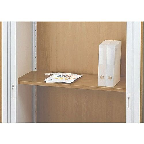 FF Arista Adjustable Wooden Shelf Oak