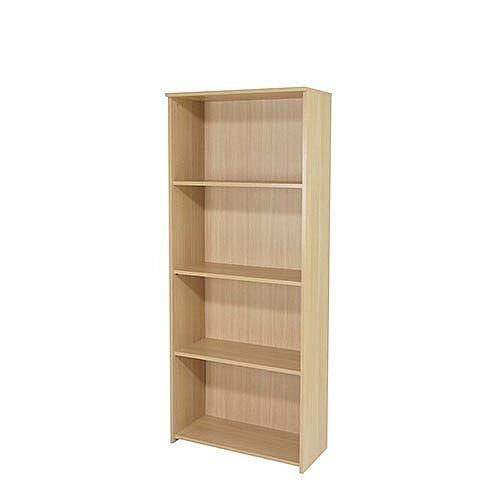 Jemini 1750mm Large Bookcase Oak KF73515