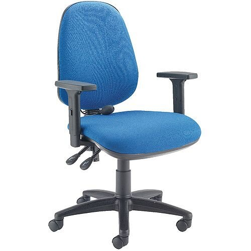cappela intro heavy duty ergonomic posture office chair with lumbar support adjustable arms. Black Bedroom Furniture Sets. Home Design Ideas