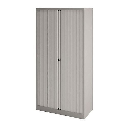 Jemini 65 inch Grey Tambour BY74773