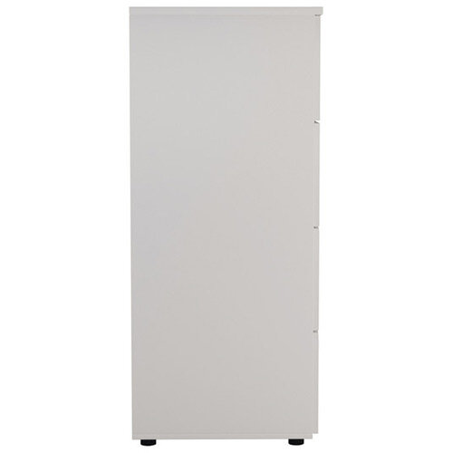 Jemini 3 Drawer Filing Cabinet White KF78667