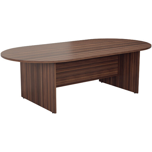 Jemini Walnut 1800mm Meeting Table KF78962