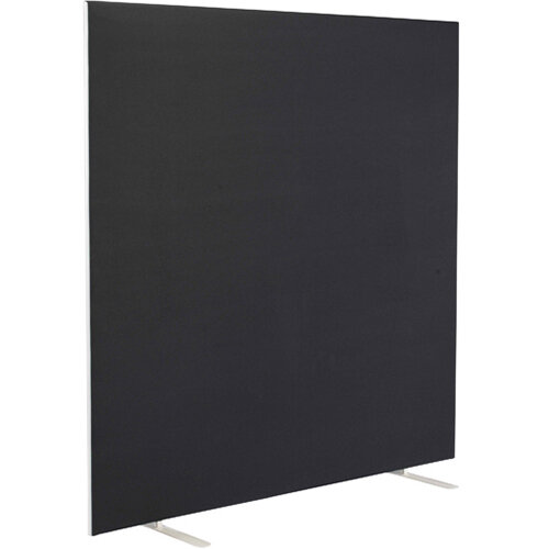Jemini Black 1200x1600mm Floor Standing Screen KF79011