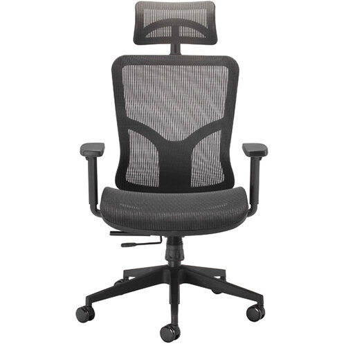 Arista Axis Mesh Task Office Chair Black KF79131