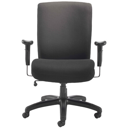 Avior Lomond Heavy Duty Office Chair Black KF79133
