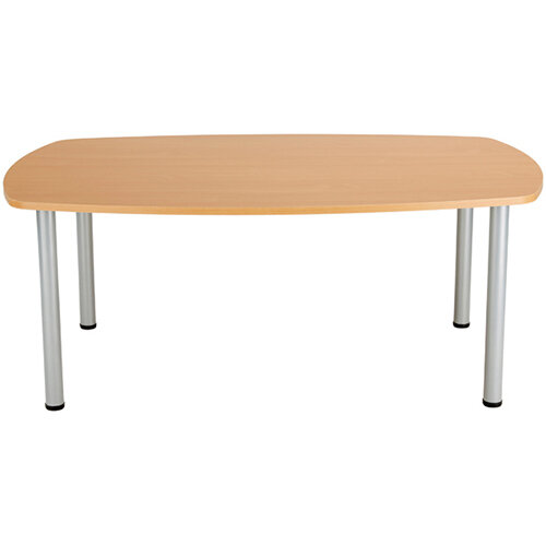 Jemini Beech 1800mm Boardroom Table KF840174