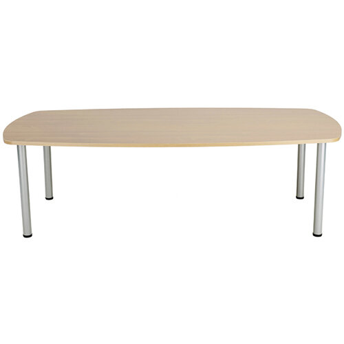 Jemini Maple 1800mm Boardroom Table KF840184
