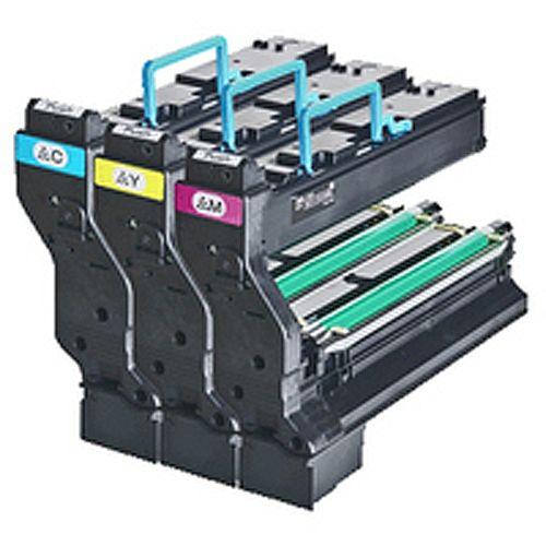 Konica Minolta Magicolor 5440DL/5450 Laser Toner Value Kit Cyan/Magenta/Yellow 1710606-002