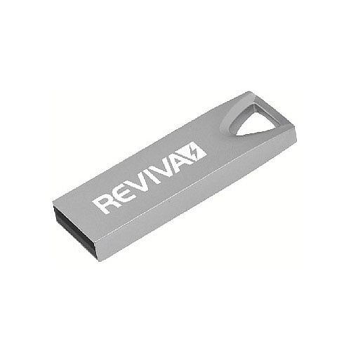 Reviva USB Stick 2.0 Silver Flash Drive 8GB KO01059