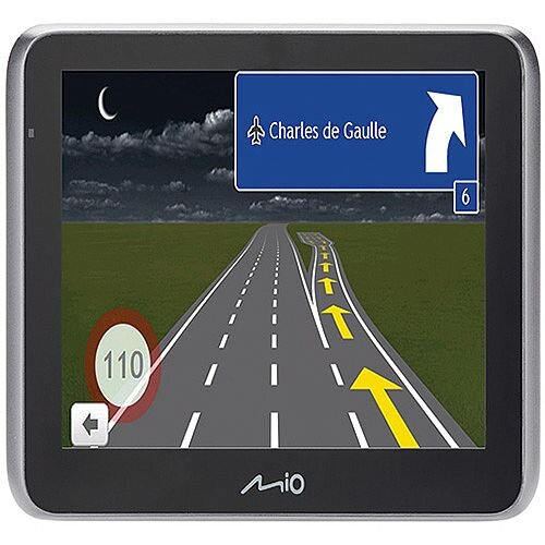 Mio MiVue 6S Dash Cam with GPS Black 5262N5380034