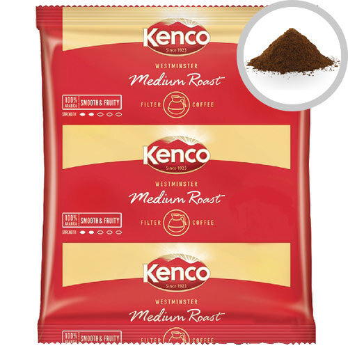 Kenco Westminster 3 Pint Coffee Sachet Pack of 50 756880