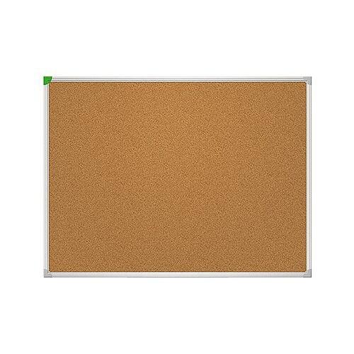 Franken Cork Board U-Act!Line Aluminium Frame 1200 x 800mm KT948012