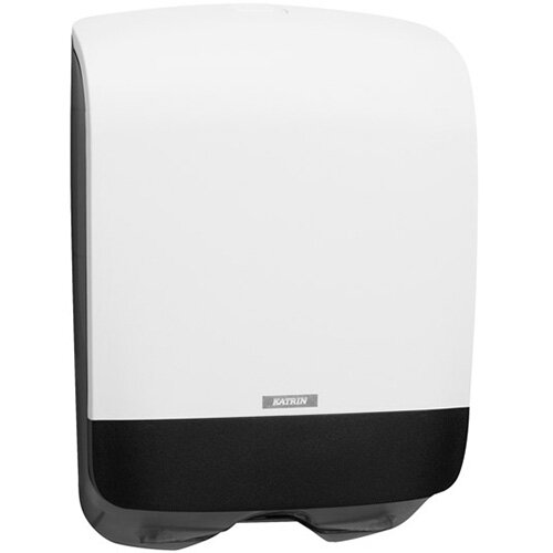 Katrin Inclusive Hand Towel Dispenser Mini White 90182