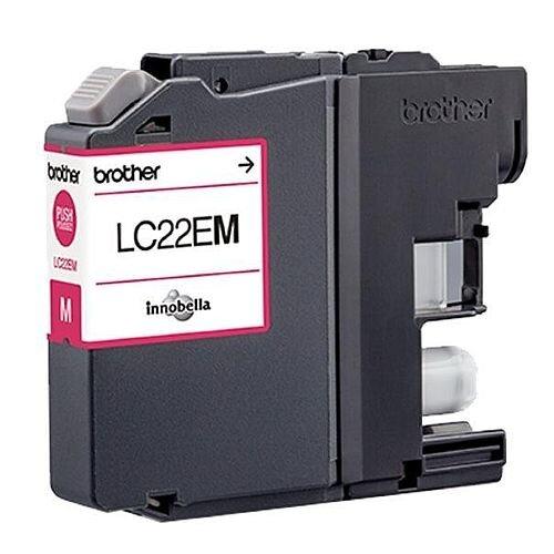 Brother LC22EM Magenta Original Ink Cartridge