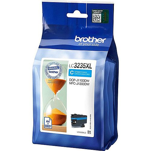Brother LC3235XL Cyan High Yield Ink Cartridge LC3235XLC