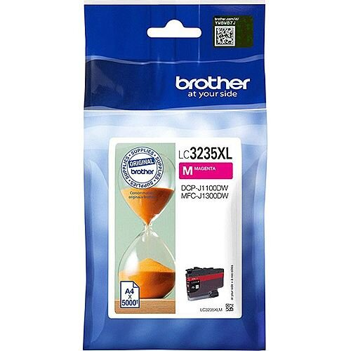 Brother LC3235XL Magenta High Yield Ink Cartridge LC3235XLM