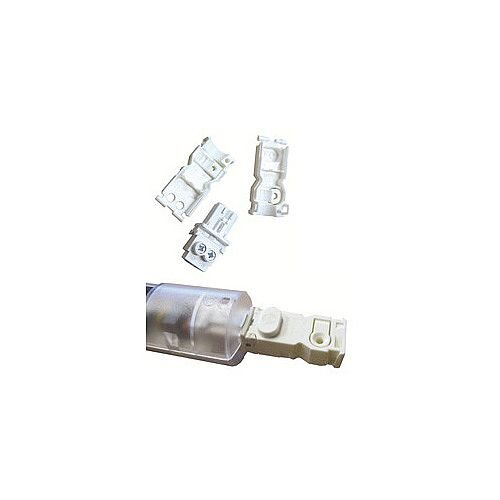 Magnetic Light Re-Wireable Female Connecting Plug