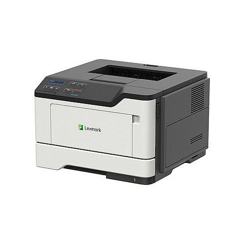 Lexmark B2442dw A4 Mono Laser Printer - 1200 x 1200 Pixels - 40PPM - Maximum Input Capacity 900 Sheets