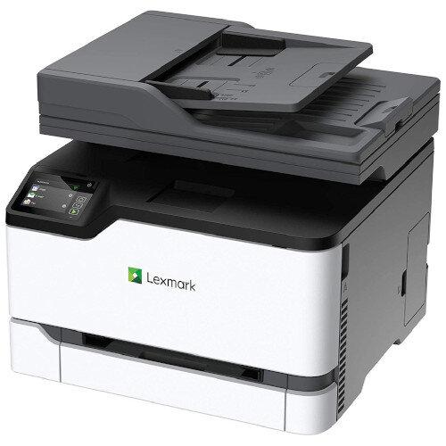 Lexmark MC3326ADWE A4 Mono - Colour Laser Multifunction - Print, Copy, Scan, Fax - 24ppm Mono and Colour