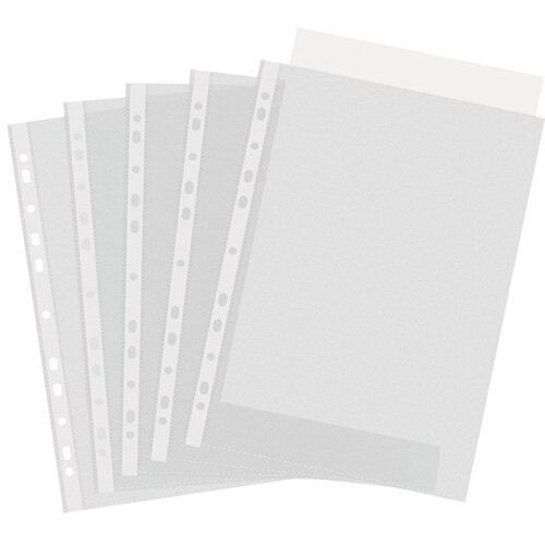 Punched Pockets Embossed Pack of 100 PM22539