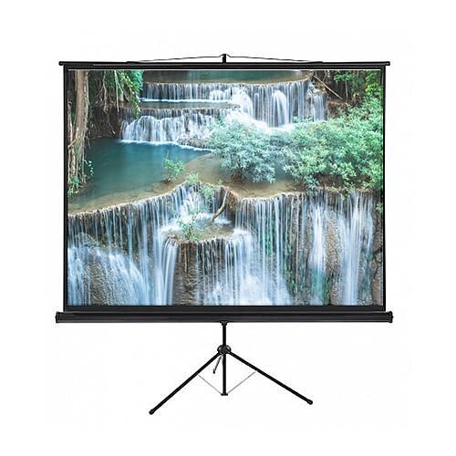 Franken Tripod Projection Screen ValueLine W:2000xH:1500mm Format 4:3 LWST22015
