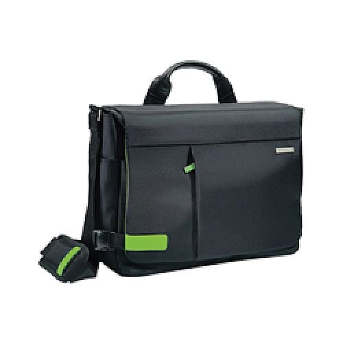 Leitz Complete 15.6in Messenger Smart Traveller Laptop Bag 60190095