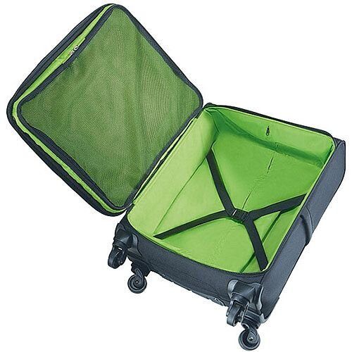Leitz Smart Traveller 4 Wheel Carry On Laptop Bag 62270095