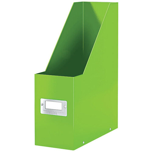 Leitz WOW Click and Store Magazine File Green 60470054