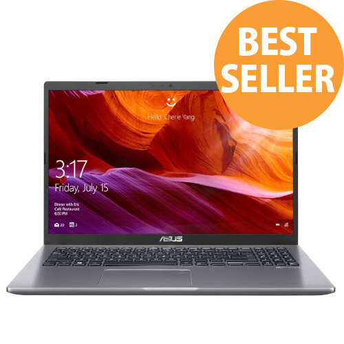 "ASUS M509 Laptop - 15.6"" Screen - Intel Core i3 - 256GB SSD - 4GB RAM - Windows 10 - HDMI - 4 x USB"