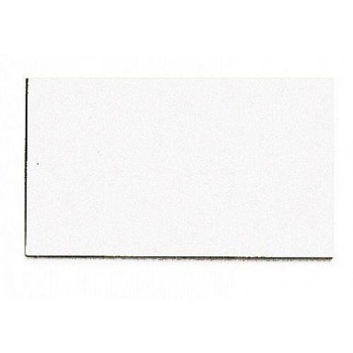 Franken Magnetic White Rectangle Symbols Pack of 56 M863 09