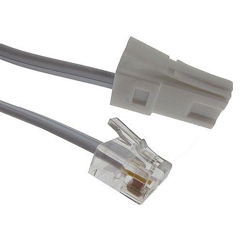 2m BT-RJ11 Modem Cable