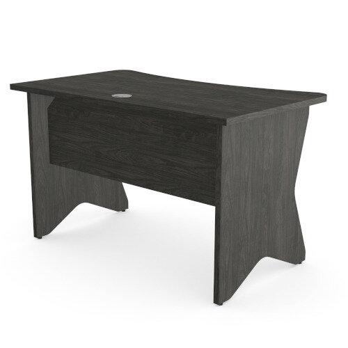 Home Office Medici Desk W1200xD700mm 25mm Desktop &Legs Carbon Walnut