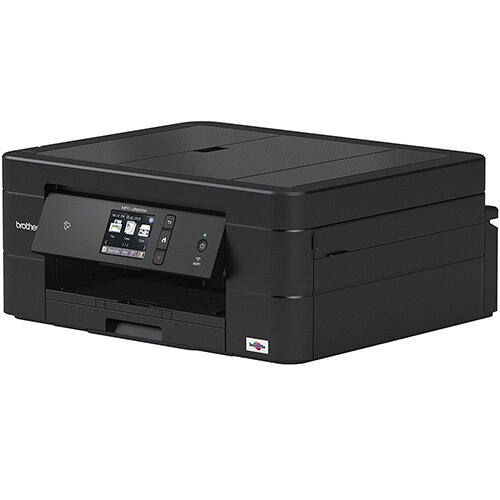 Brother MFC-J890DW A4 Printer Wireless All-in-one Inkjet Printer NFC, Touchscreen, ADF