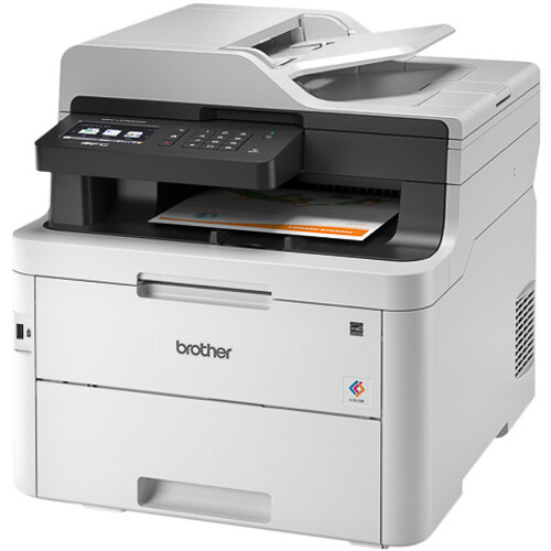 Brother MFC-L3750CDW Printer A4 Colour Laser Multifunction 4-in-1 LED Wireless
