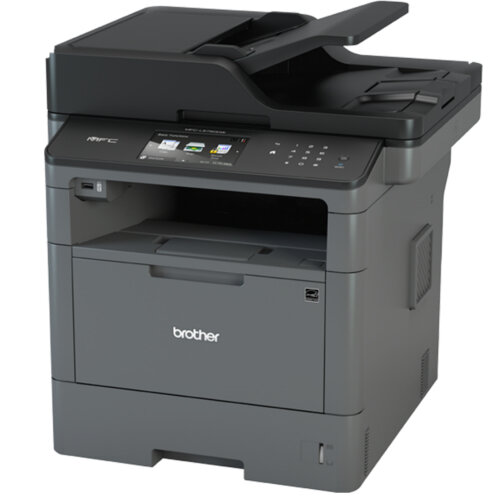 Brother MFC-L5700DN Pro 4-In-One Mono Laser Printer Fax Auto Duplex Network