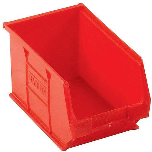 Barton TC3 Small Parts Storage Drawers Semi-Open Front Red 4.6 Litre 150x240x125mm Pack of  sc 1 st  Hunt Office & Barton TC3 Small Parts Storage Drawers Semi-Open Front Red 4.6 Litre ...