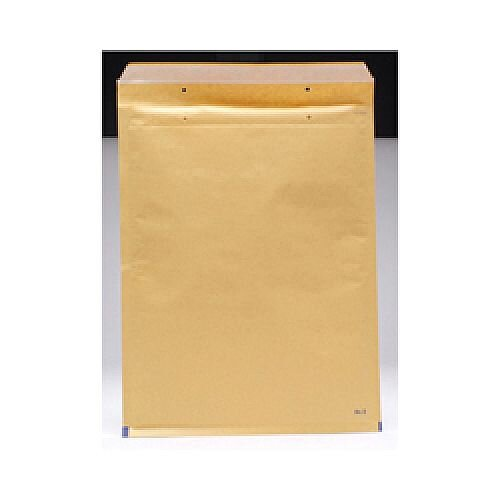 Go Secure Bubble Lined Envelopes Size 8 270 x 360mm Brown (Pack of 50) ML10066