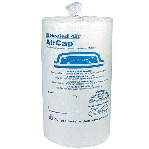 AirCap Handiroll Bubble Wrap 750mm x 60m Roll Small Bubble