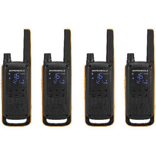 Motorola T82 Extreme Quad Pack B8P00810YDEMAQ