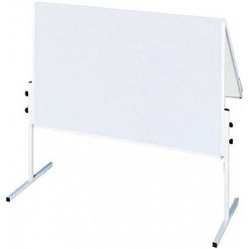 Franken U-Act!Line Training Board Foldable 1200x1500mm White &Cardboard MT9907