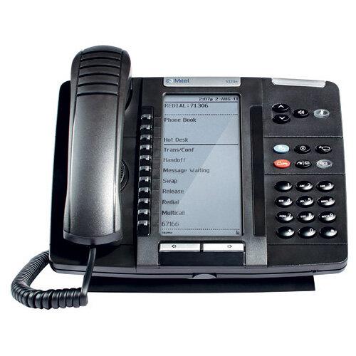 Mitel 5320e IP Phone Dual Port Dual Mode 50006634