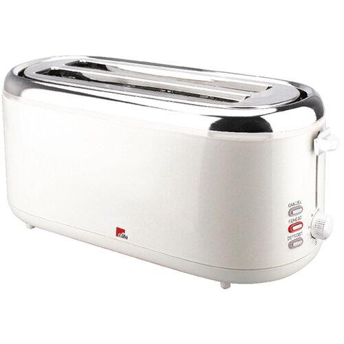 MyCafe White 4 Slice Toaster EV3005