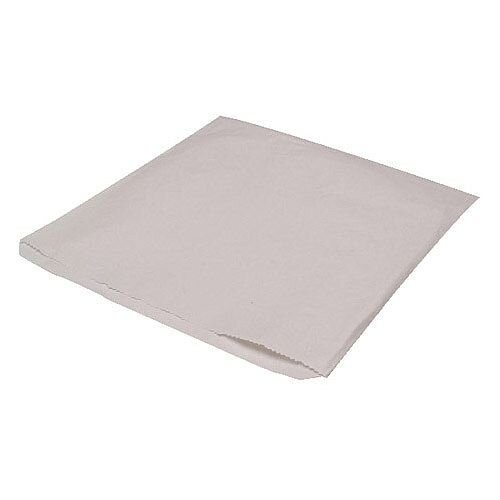 MyCafe Sulphite Bags Strung 250x250mm White Pack of 1000 201110S