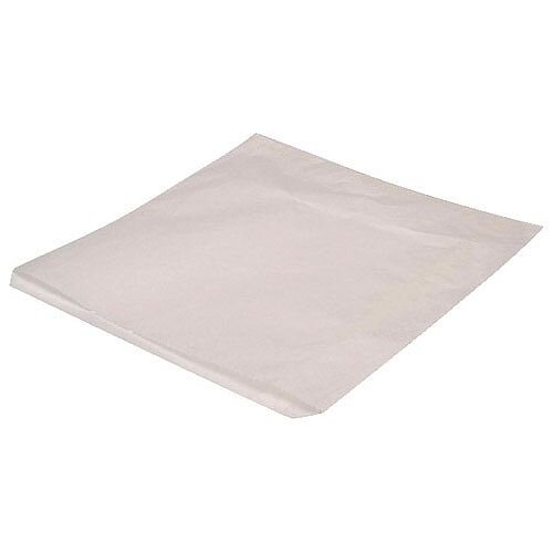 MyCafe Scotchban Greaseproof Bags Unstrung 250x250mm White Pack of 1000 203152