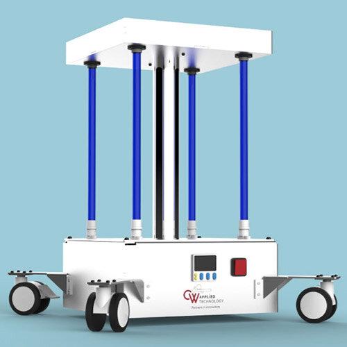 Muv-X Mobile Portable UV-C Total Room Steriliser