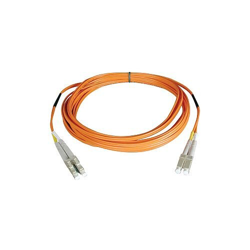 Tripp Lite Fibre Optic Network Cable 10 m 2 x LC Male 2 x LC Male Patch Cable N520-10M