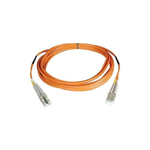 Tripp Lite Fibre Optic Network Cable 15 m 2 x LC Male 2 x LC Male Patch Cable N520-15M