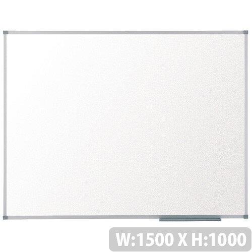 Nobo Basic Melamine Non-Magnetic Whiteboard 1500 x 1000mm 1905204