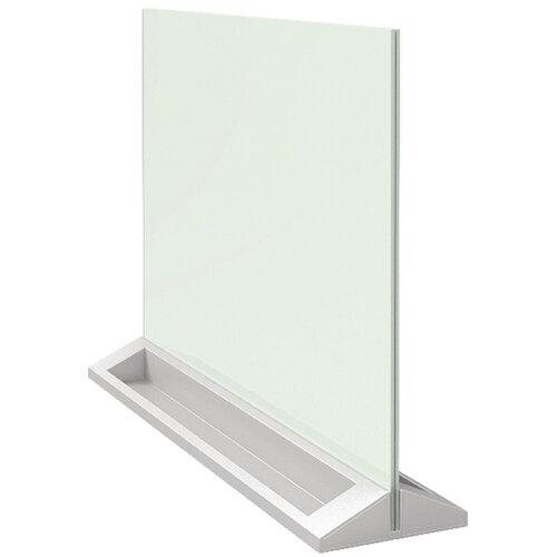 Nobo Desktop Magnetic Glass Board 600x450mm 1905265